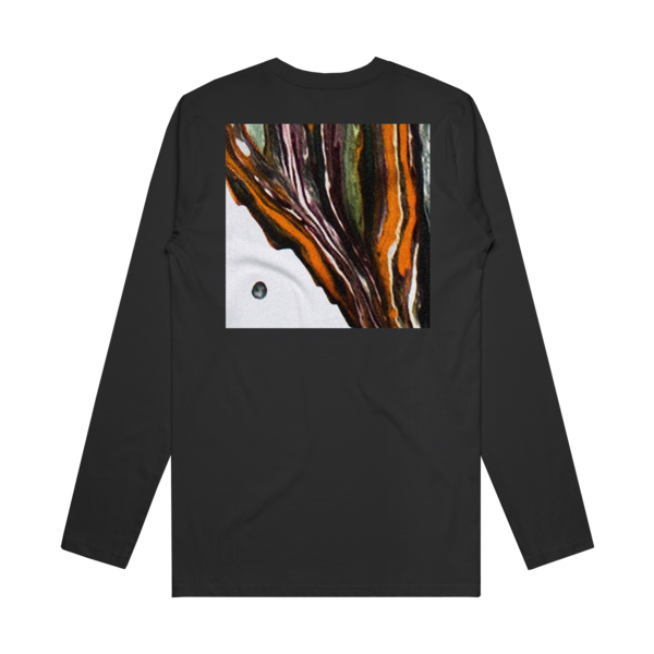 Grow 5 Year Black Long Sleeve