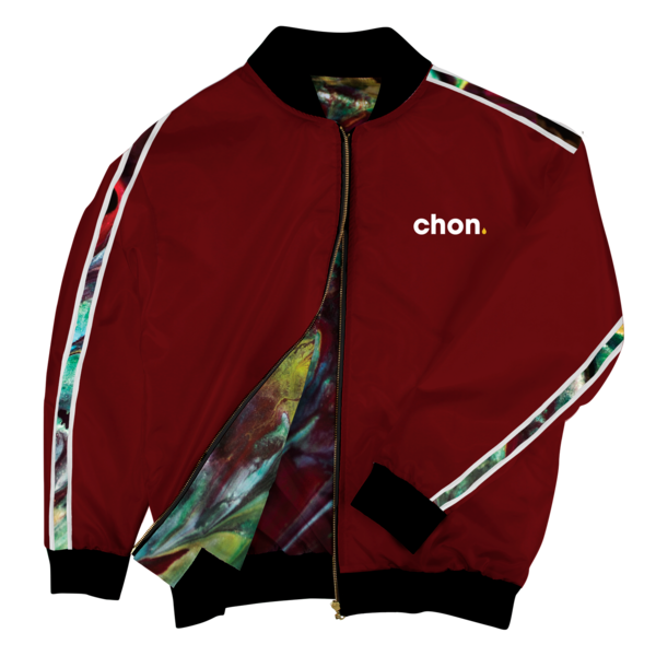 Grow 5 Year Custom Bomber