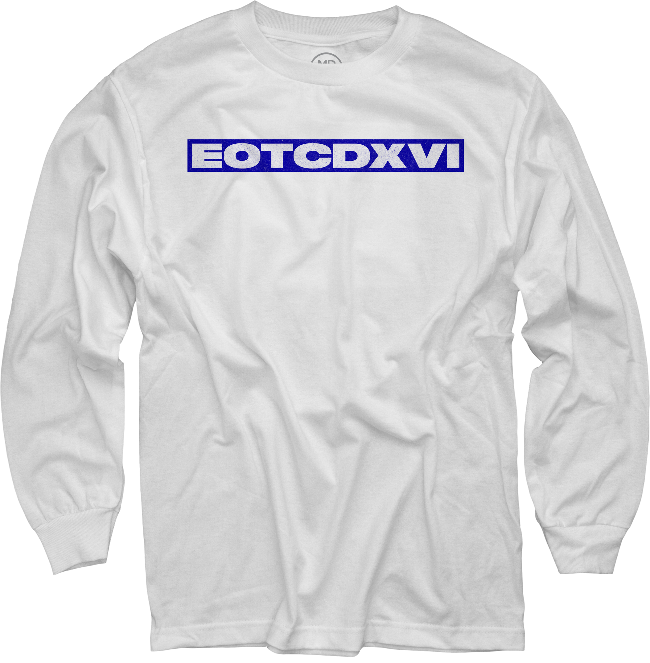 BoxOut Blue and White// LS