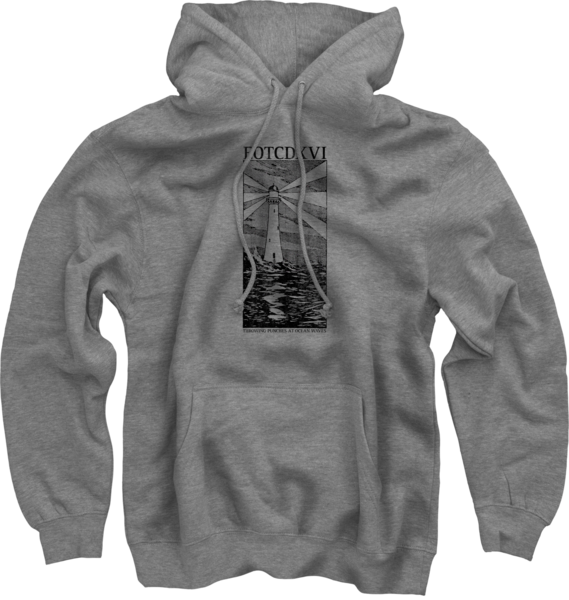Lighthouse GREY HOOD