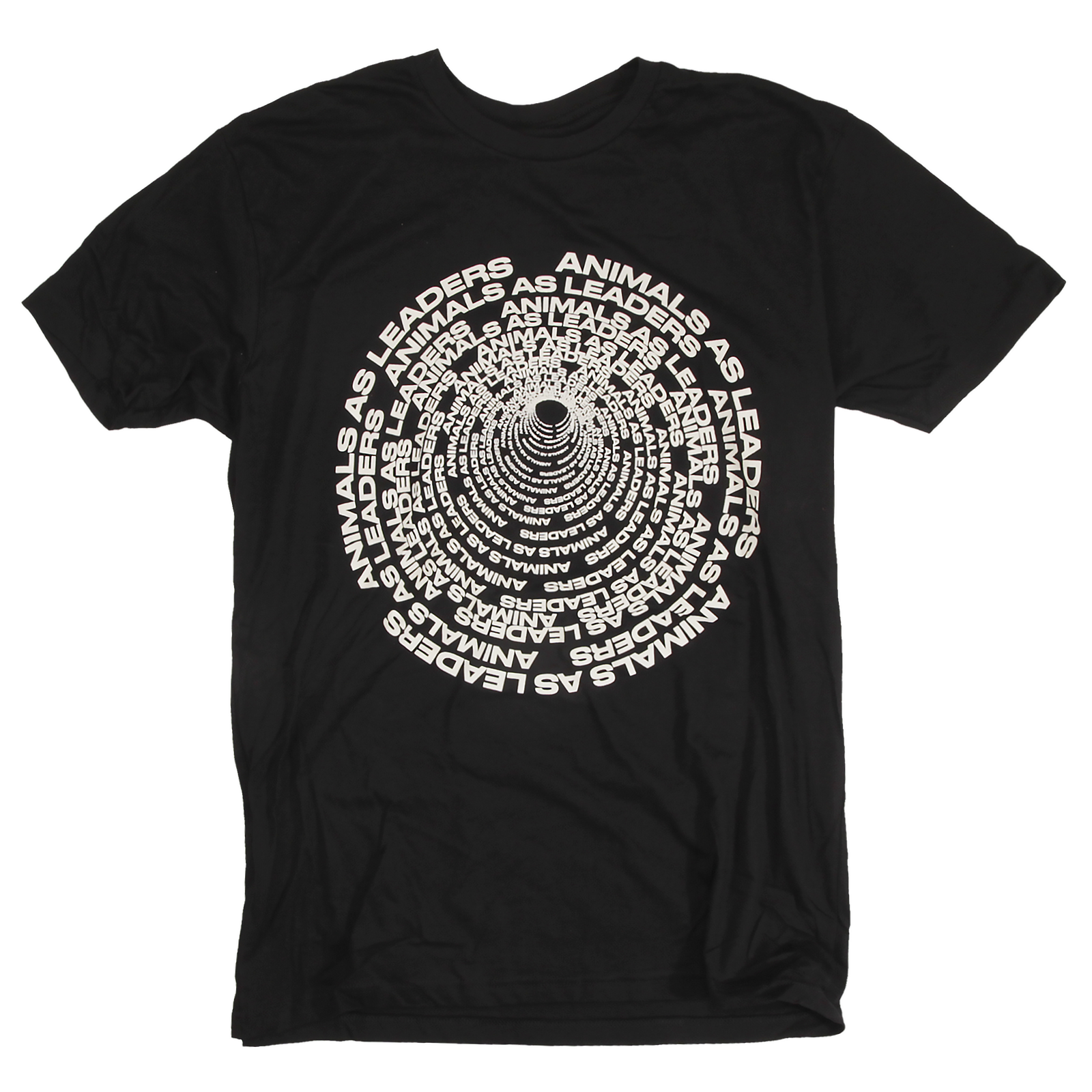 Tunnel on Black T-Shirt