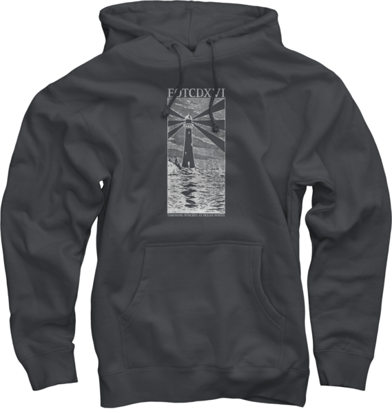 Lighthouse GRY HOOD