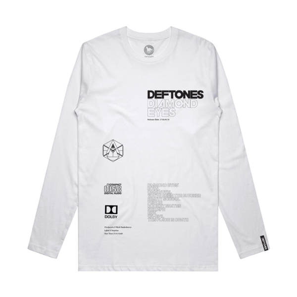 Diamond Eyes X Long Sleeve