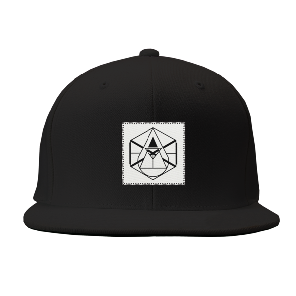 Diamond Eyes X Black Snapback