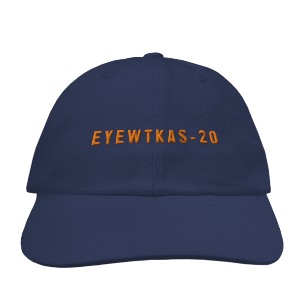 EYEWTKAS XX Dad Cap