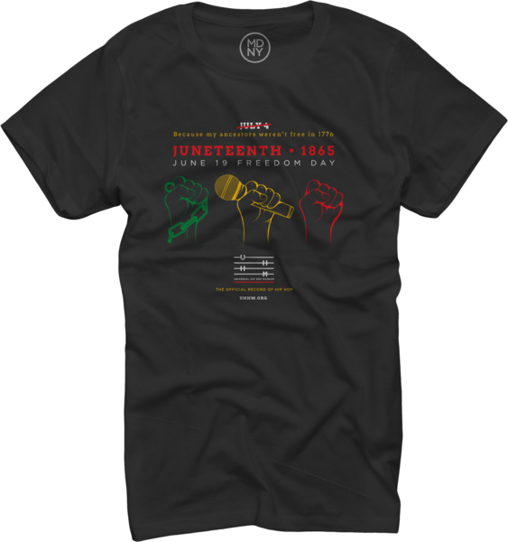 Juneteenth T Shirt Women's