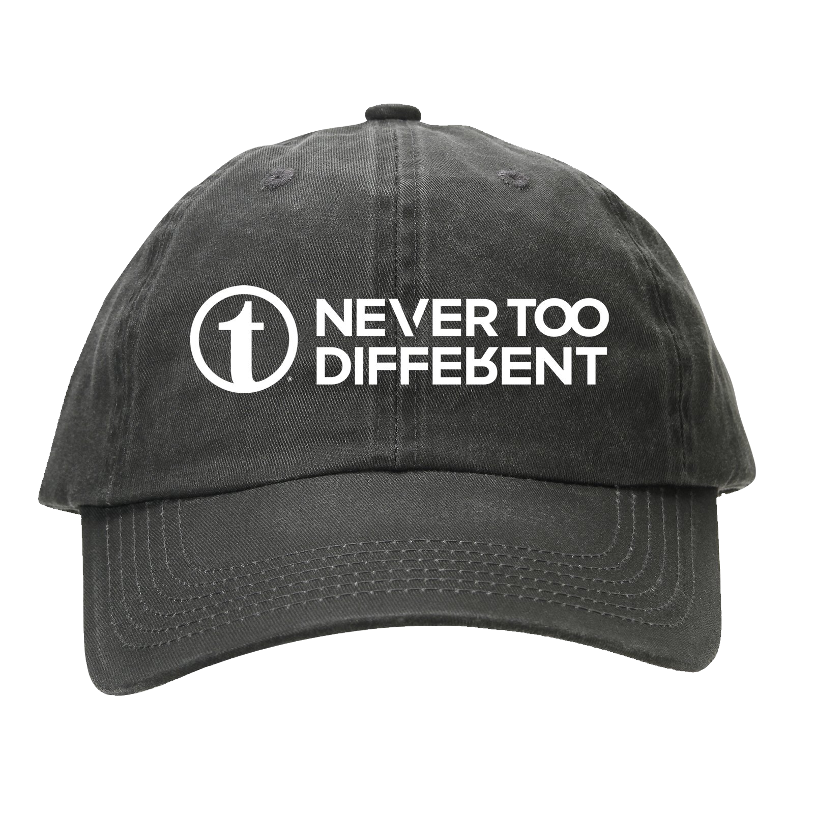 NTD Dad Cap - Black