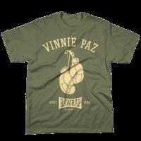 VP - Boxing on Army Green T-Shirt