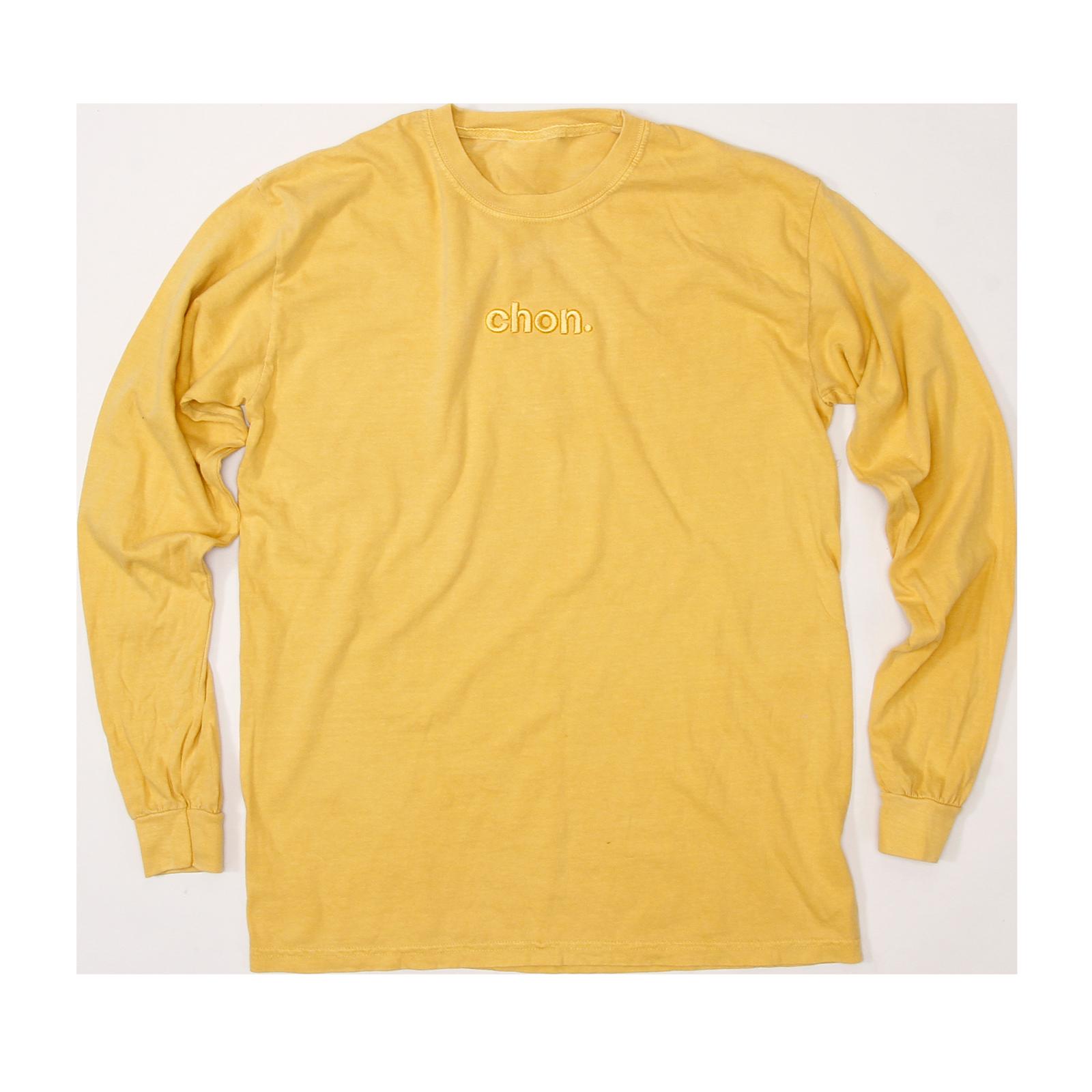 Yellow on Yellow LS