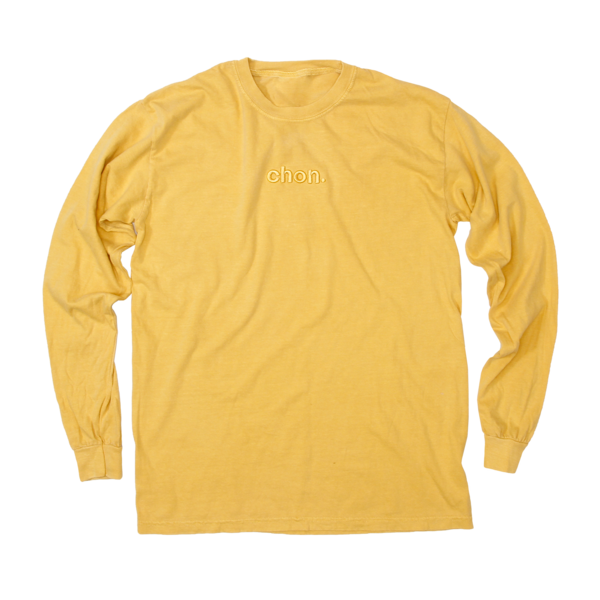 Yellow on Yellow LS