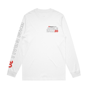 JB20 White Long Sleeve