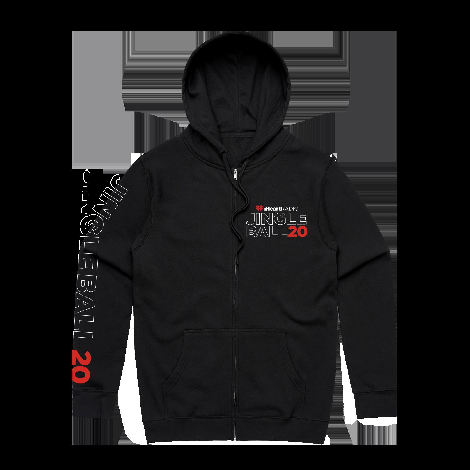 JB20 Black Zip Up