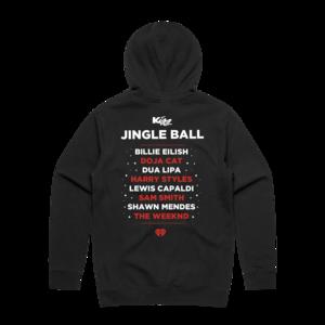 KISS 108 JB20 Black Pullover
