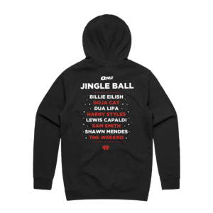 Q102 PHILLY JB20 Black Pullover