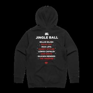 HOT 99.5 JB20 Black Pullover