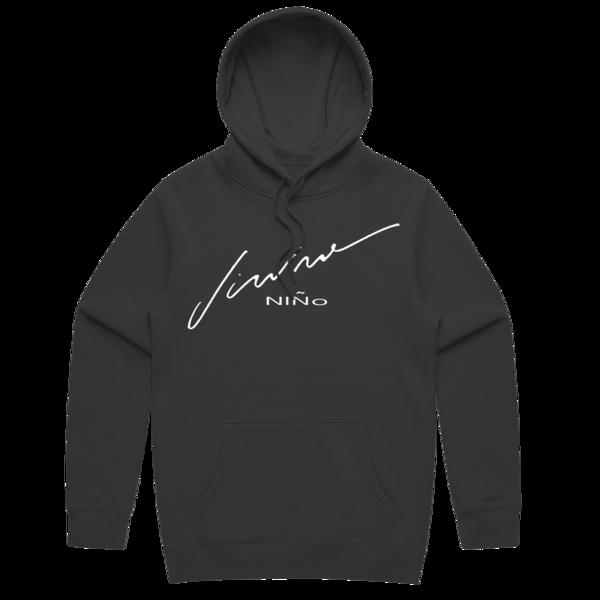 Logo Black Pullover