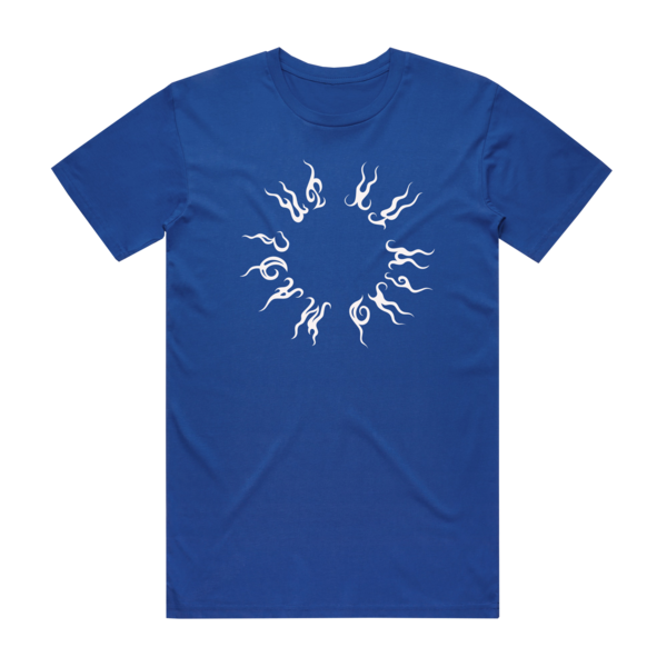 Made Up My Mind Royal Blue Tee
