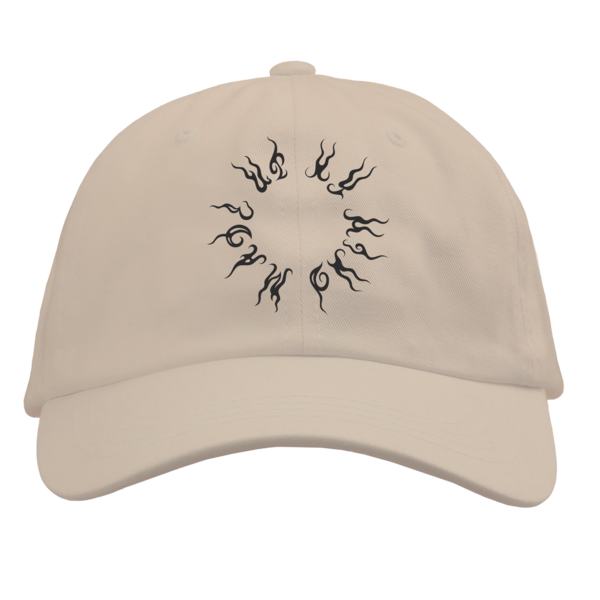 Made Up My Mind Stone Dad Cap