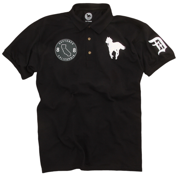 Embroidered Polo Pony