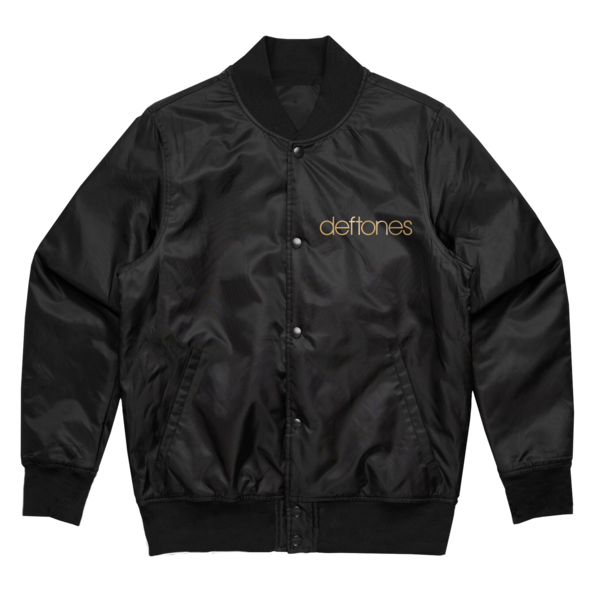 Black Stallion // Bomber Jacket