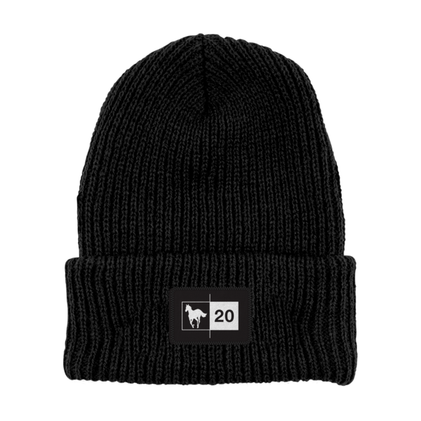 Black Stallion // Black Beanie
