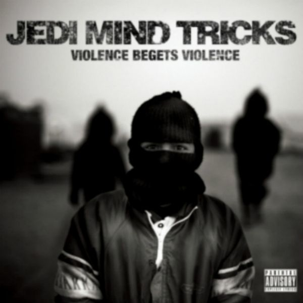 Violence Begets Violence - CD