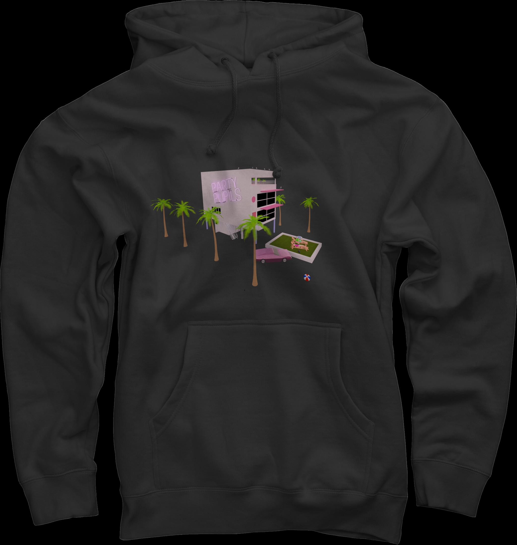 Future Funk Island Sweatshirt