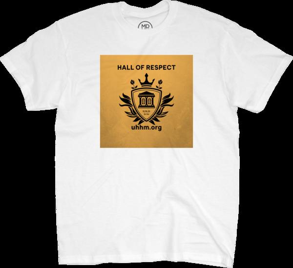 Hall of Respect Tee Shirt