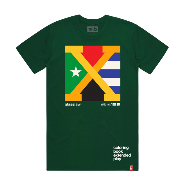 Coloring Book X - Forest Tee