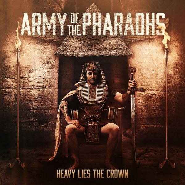 Heavy Lies The Crown - CD