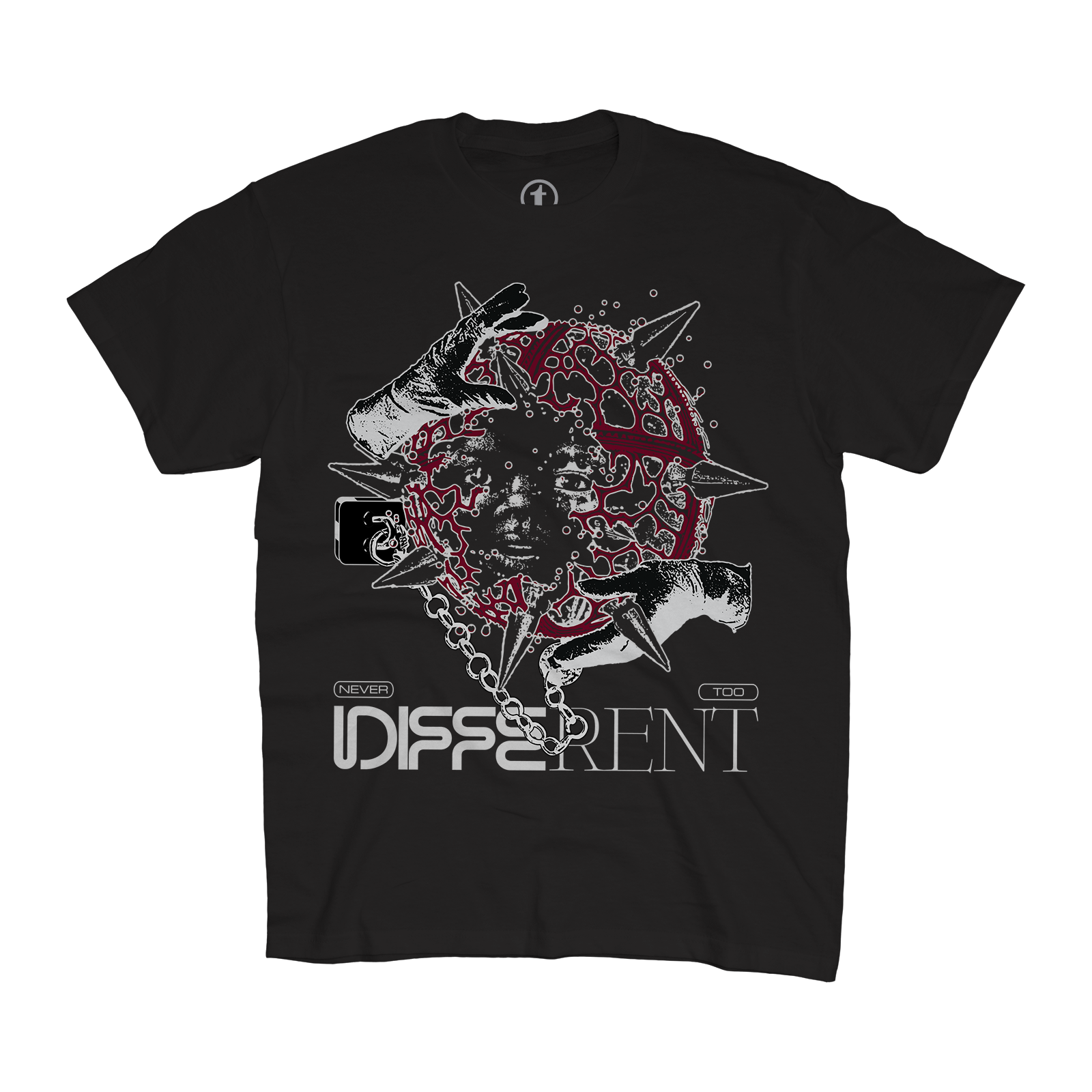 RED DENTURES T-SHIRT (LIMITED EDITION)