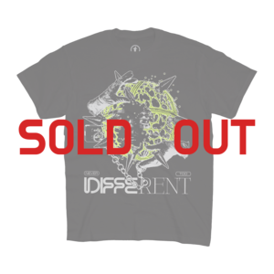 GREEN DENTURES T-SHIRT (LIMITED EDITION)