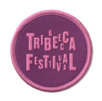 Purple Circle Patch