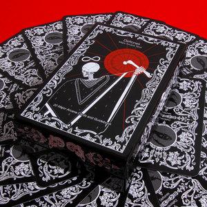 Major Arcana Tarot Card Deck