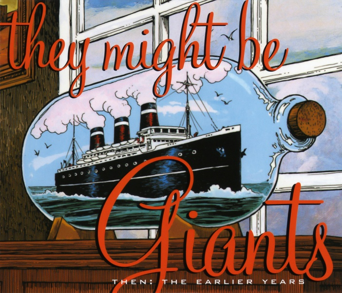 They Might Be Giants Tour Set