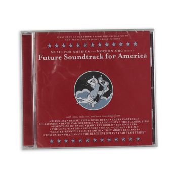 Future Soundtrack for America CD