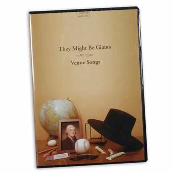 Venue Songs DVD / CD Set