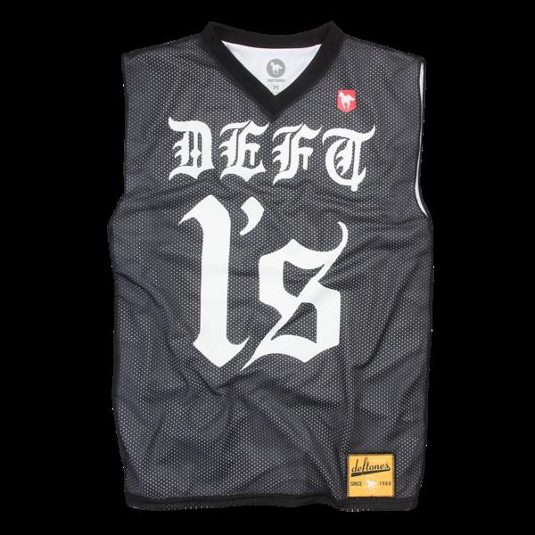 Deft 1s Basketball Jersey