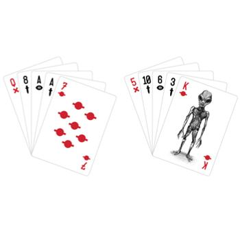 They Might Be Giants Tmbg Playing Cards