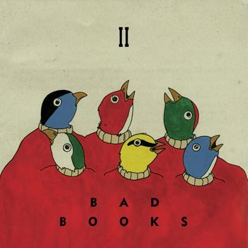 Bad Books II Vinyl Triple Crown Records - Vinylboden nassraum