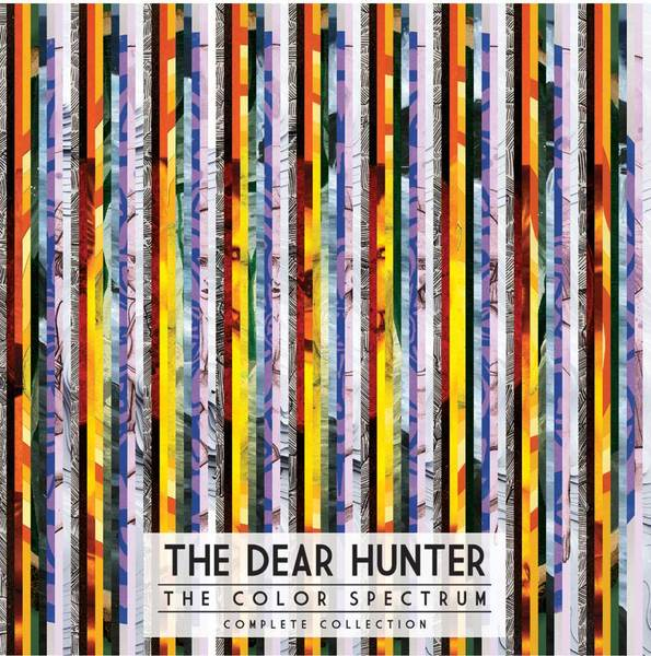 The Dear Hunter The Color Spectrum: The Complete Collection Vinyl