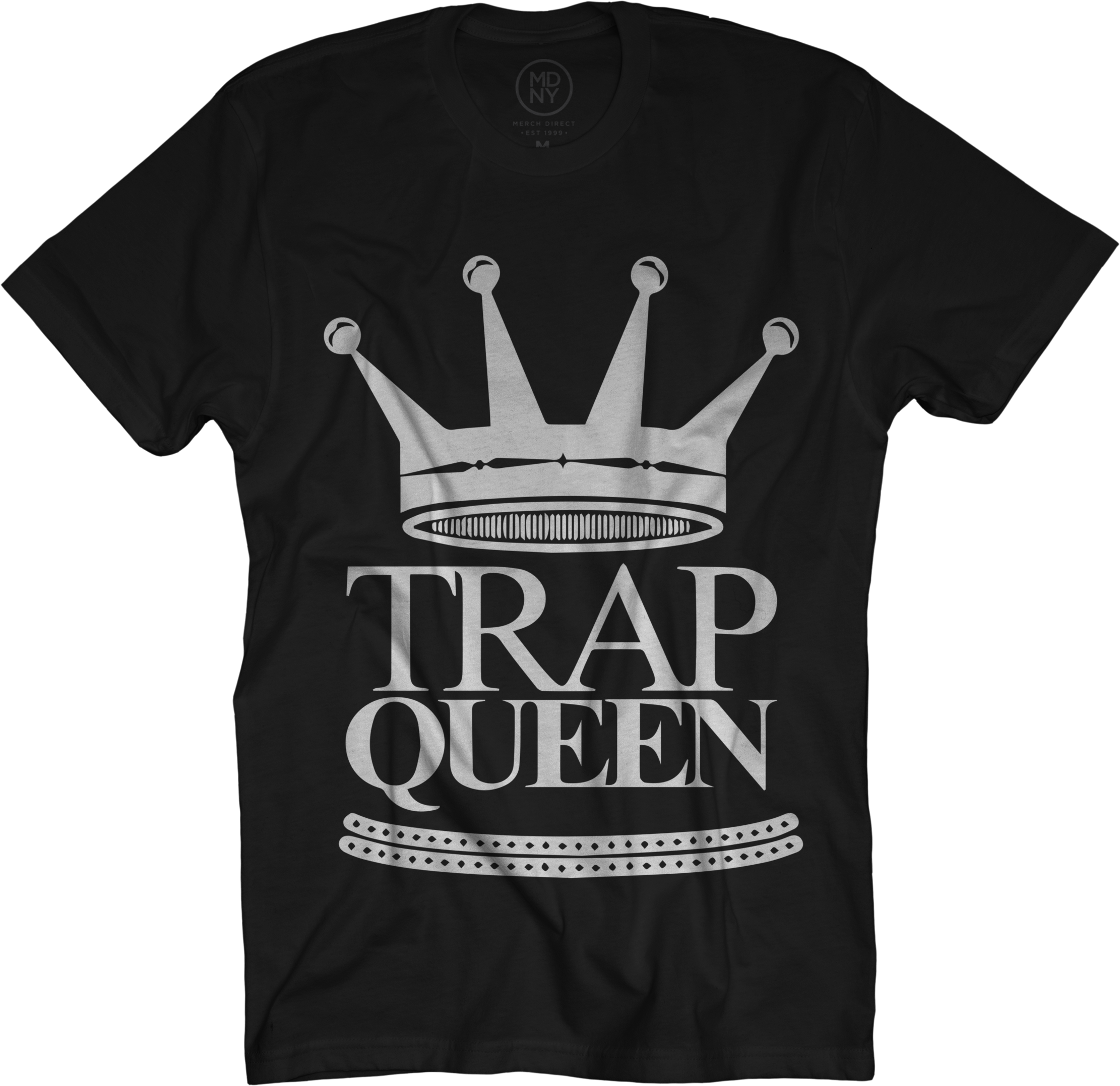 Trap Queen Black T-Shirt
