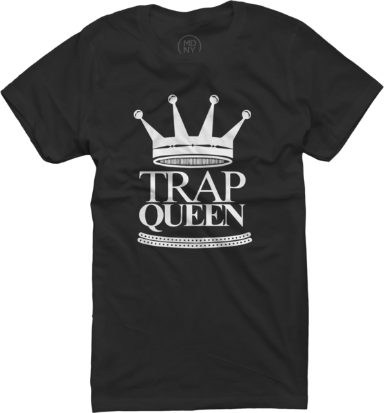 Trap Queens Womens T-Shirt