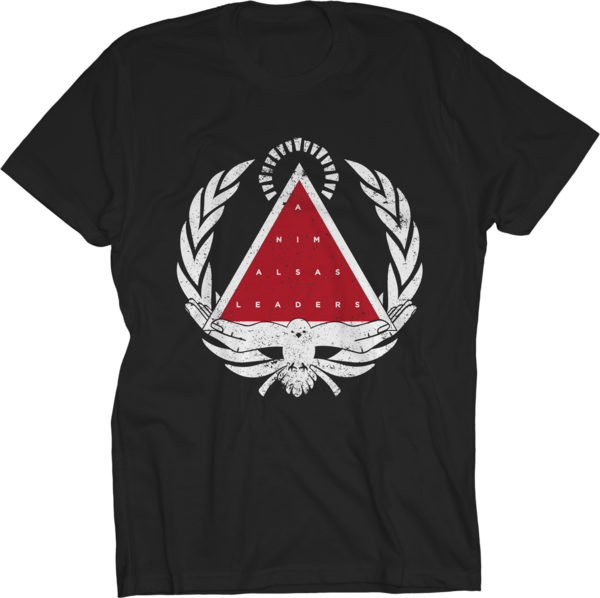 Crest on Black