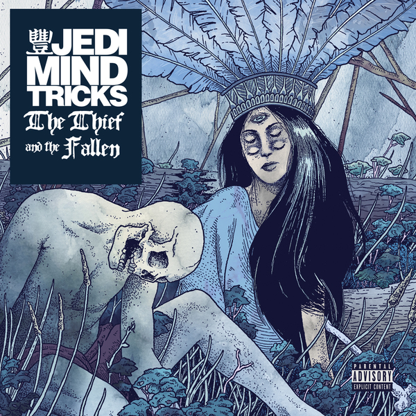 Jedi Mind Tricks - The Thief and the Fallen Gatefold 2LP