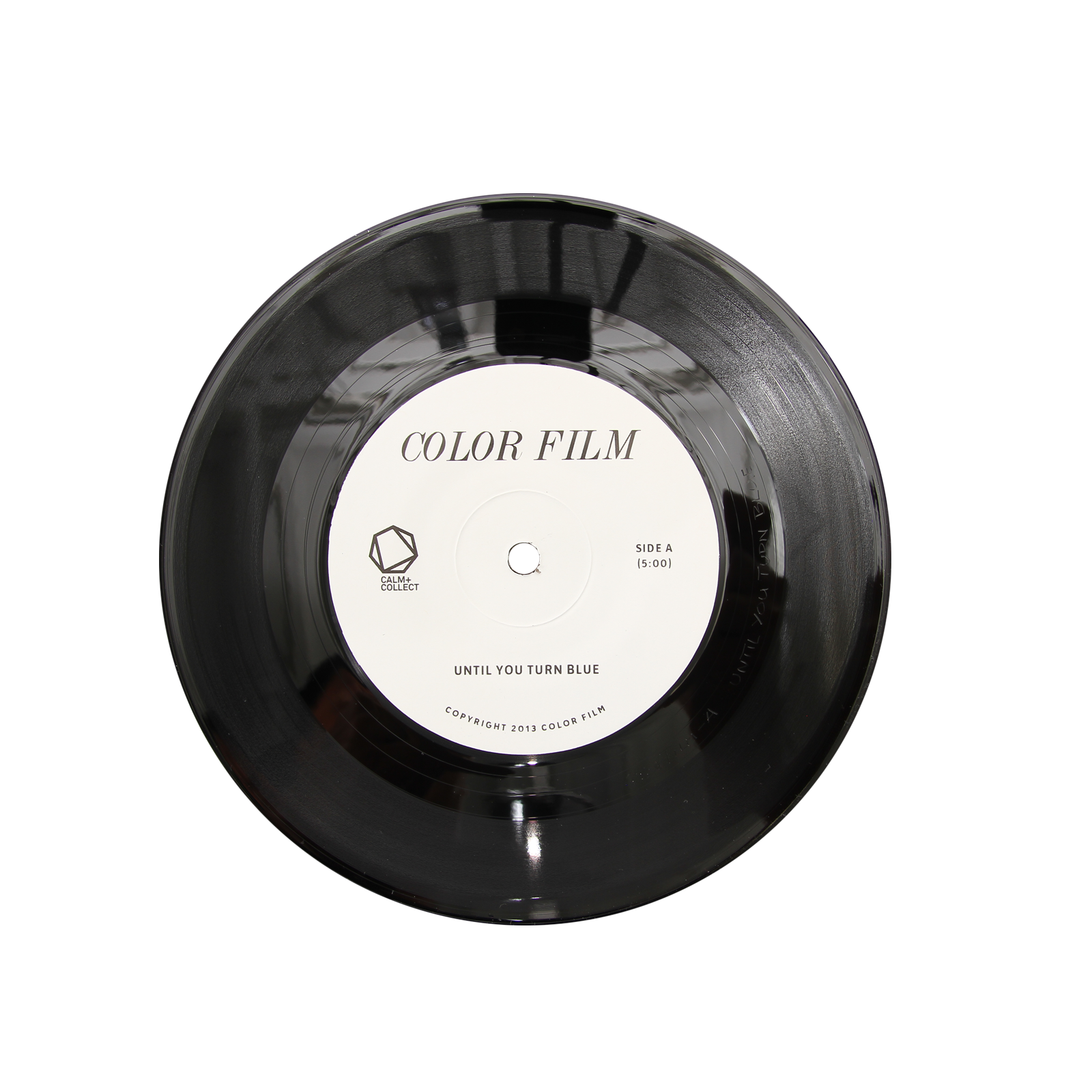 Color Film 7 Inch Vinyl
