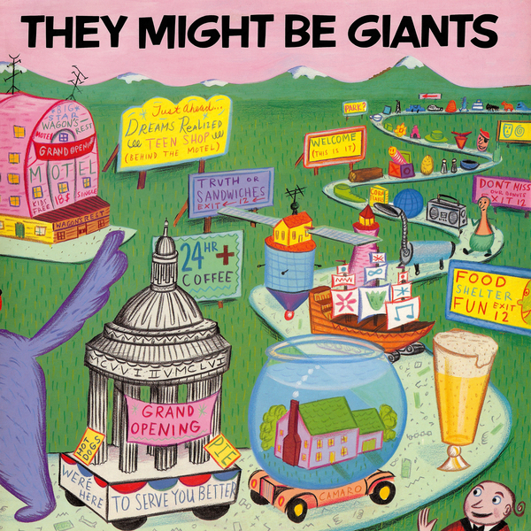 They Might Be Giants (Pink Album) (download)