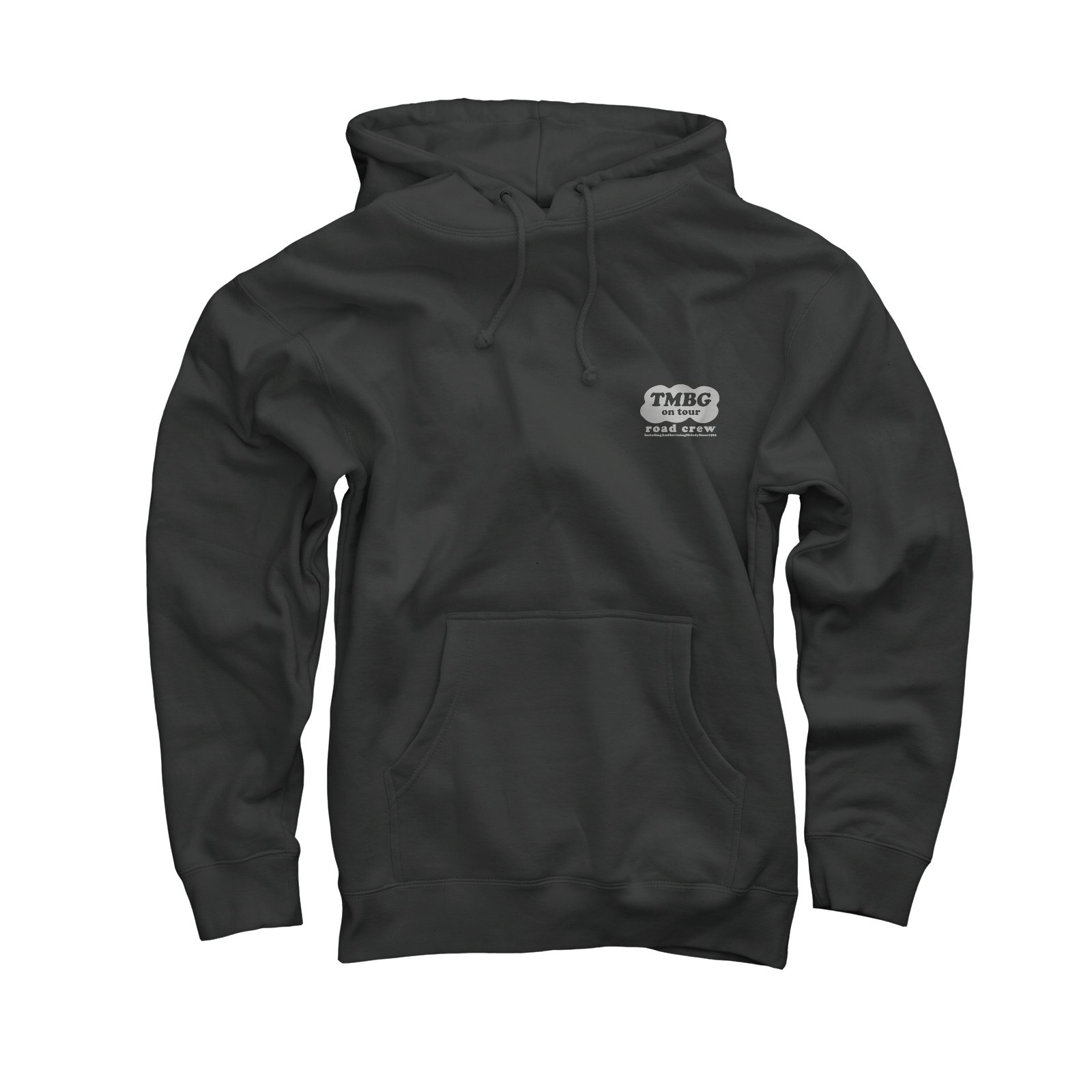7b83dfb4 They Might Be Giants - 2015 Tour Truck Road Crew Pullover