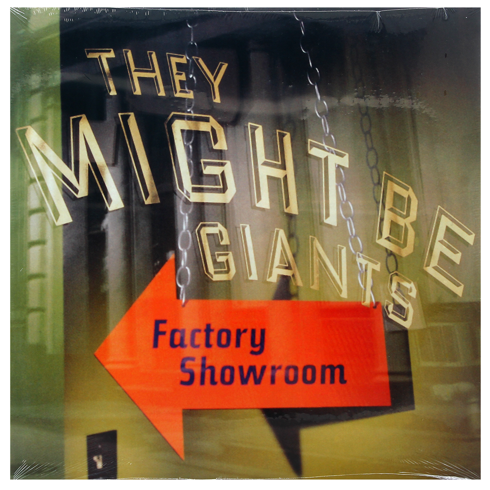 They Might Be Giants Factory Showroom Vinyl