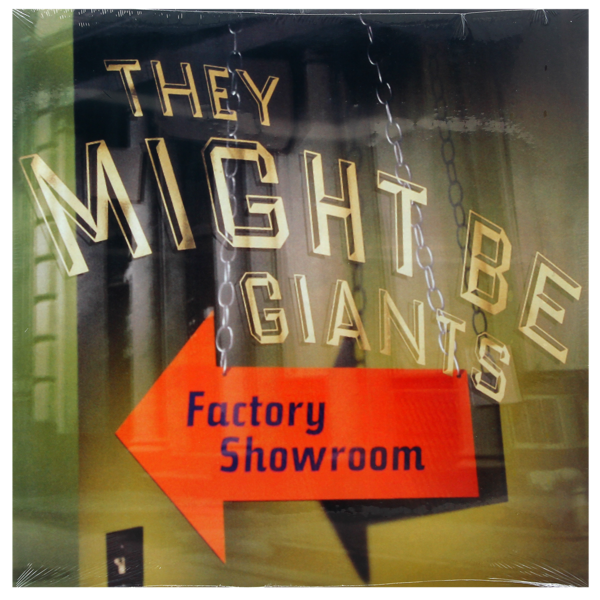 Factory Showroom Vinyl